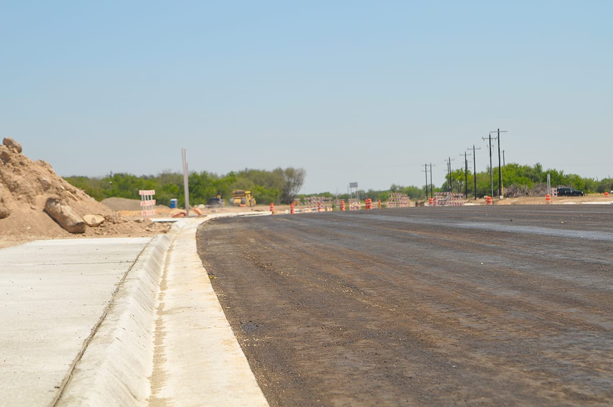 South Texas Roads & Highways Construction