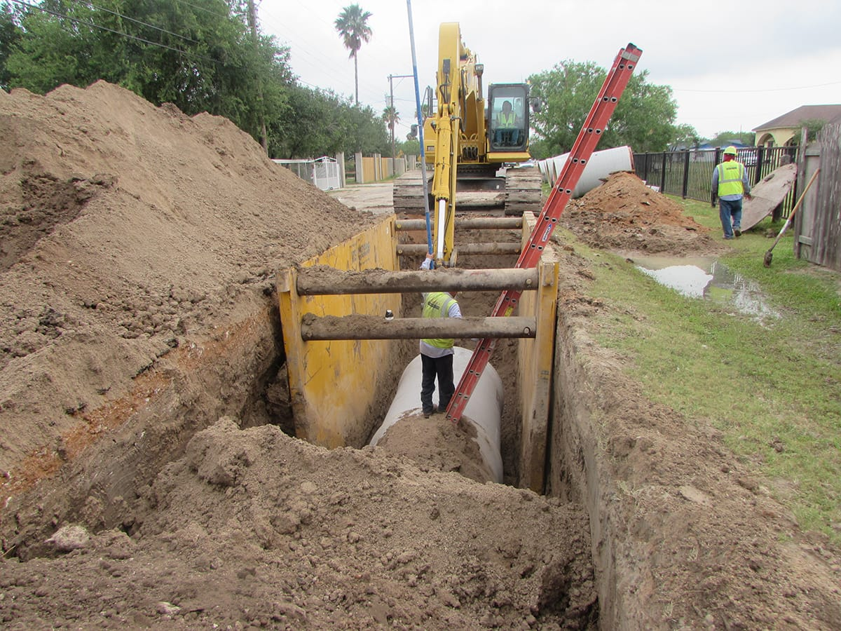 South Texas Utilities & Infrastructure Construction