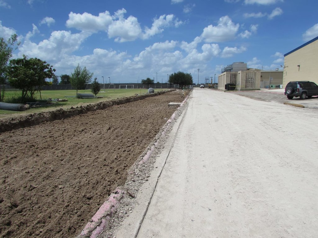 South Texas Site Work